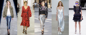 The Biggest Trends to Come Out of Fashion Month