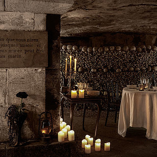 Paris Catacombs Airbnb