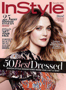 Drew Barrymore: 'I Am Who I Am, and I Just Don't Have a Bikini Body!'