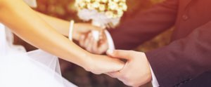 """The Right Way to Say """"I Do"""" on Your Wedding Day"""
