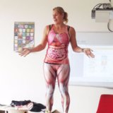 This Teacher Stripped in Front of Her Students, but It's Not What You Think