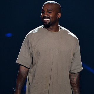 Kanye West Smiling Pictures