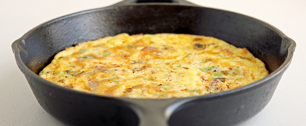 A Protein- and Veggie-Packed Frittata You're Going to Love
