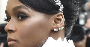 Janelle Monae's Paris Fashion Week Hair Owns Our Best Beauty List