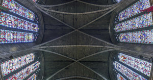 Stunning Vertical Panoramas Of New York's Most Majestic Churches