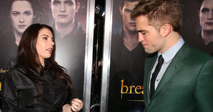RPatz Couldn't Convince 'Twilight' Author That Edward Cullen Was 'Suicidally Depressed'