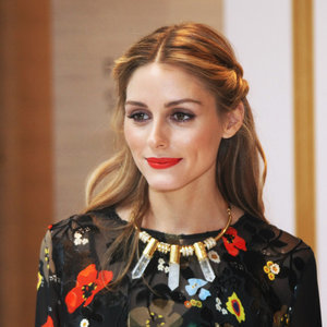 Olivia Palermo Proves You Can Wear A Daytime Smoky Eye And Bold Lip