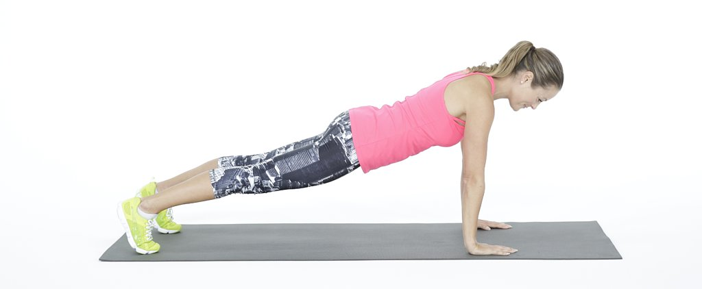 This Woman's Push-Up Routine Will Make Your Jaw Drop