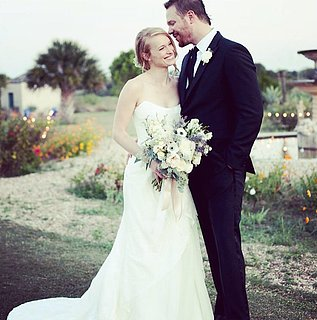 Leven Rambin's Wedding Dress