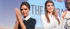 Meet Queen Rania, Victoria Beckham's Totally Posh Style Icon