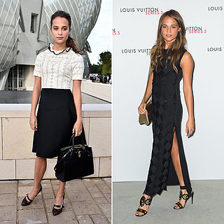 Alicia Vikander's Best Fashion Moments