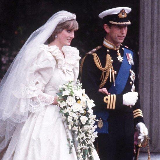 Vintage Royal Wedding Dresses