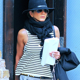 Jennifer Aniston in NYC October 2015