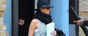 Jennifer Aniston Goes Casual For an NYC Outing