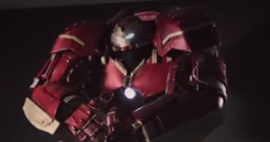 Someone Wore A Hulkbuster Costume To Comic Con, And It Was Obviously Awesome
