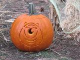 26 Pumpkin Carving Ideas For Your Little Cartoon-Lover