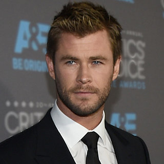 Chris Hemsworth's First Instagram Picture