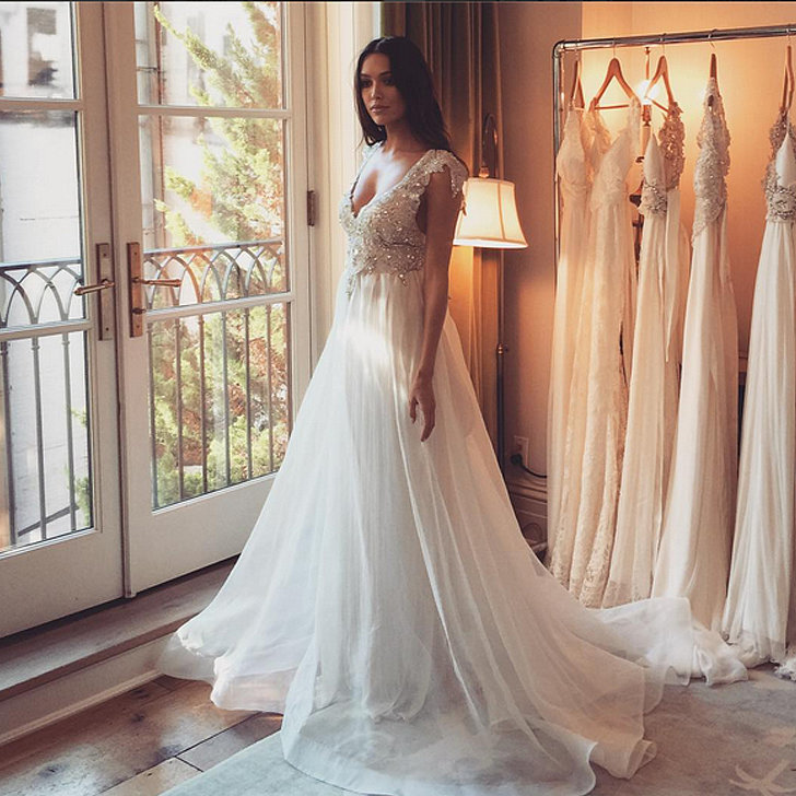 Fashion shopping style the 55 most breathtaking for Wedding dress instagram