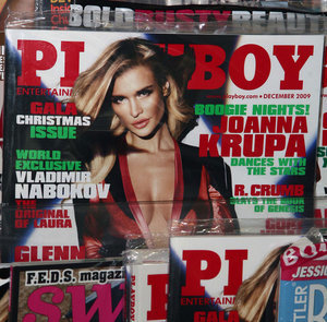 "Playboy Magazine Abandons Nude Photos: ""It's So Passe"""