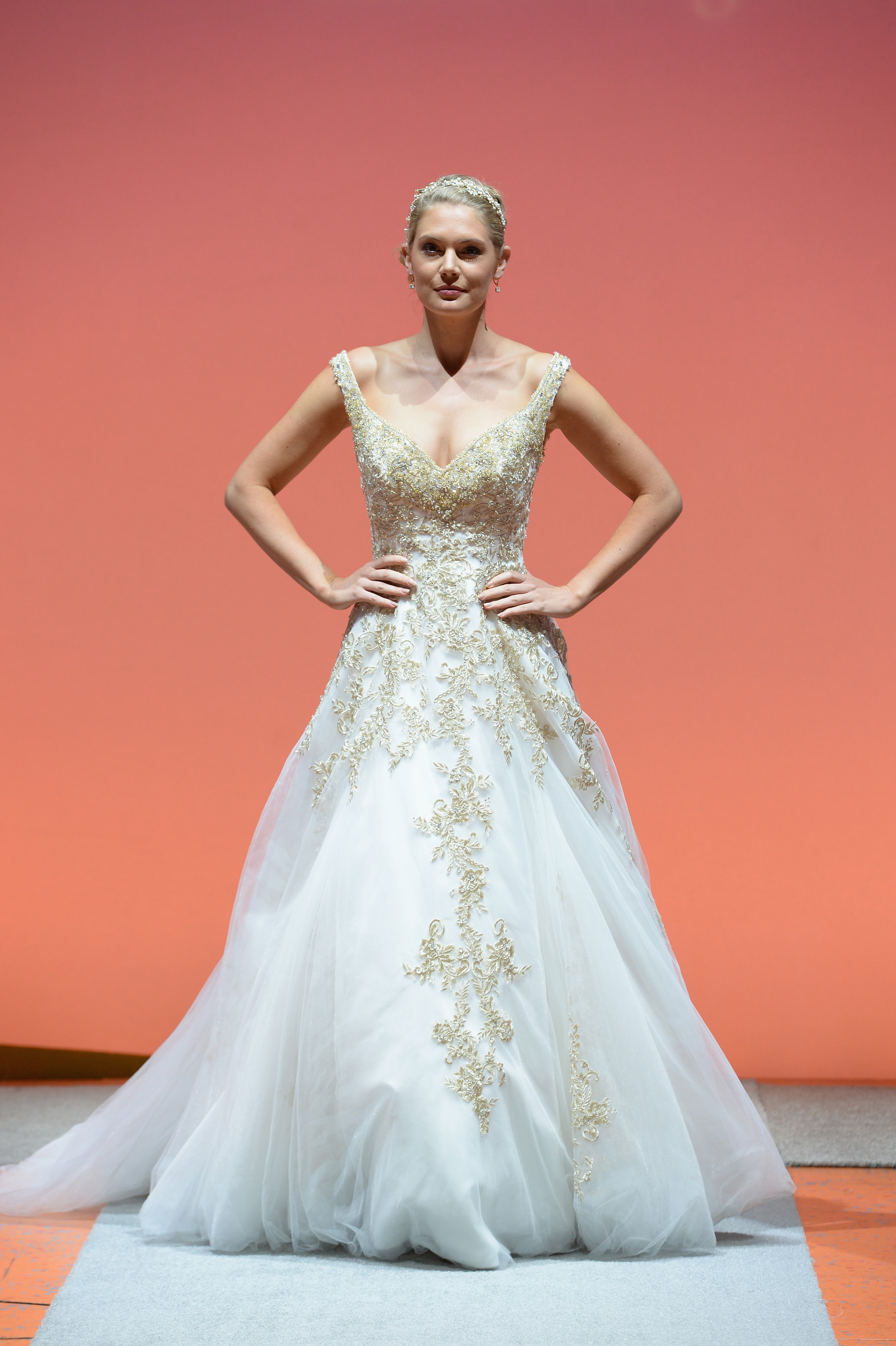 Disney Fairytale Weddings by Alfred Angelo