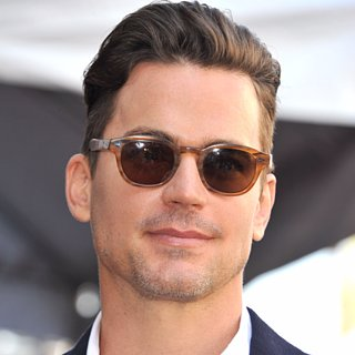 Matt Bomer Kelly Ripa Walk of Fame Ceremony