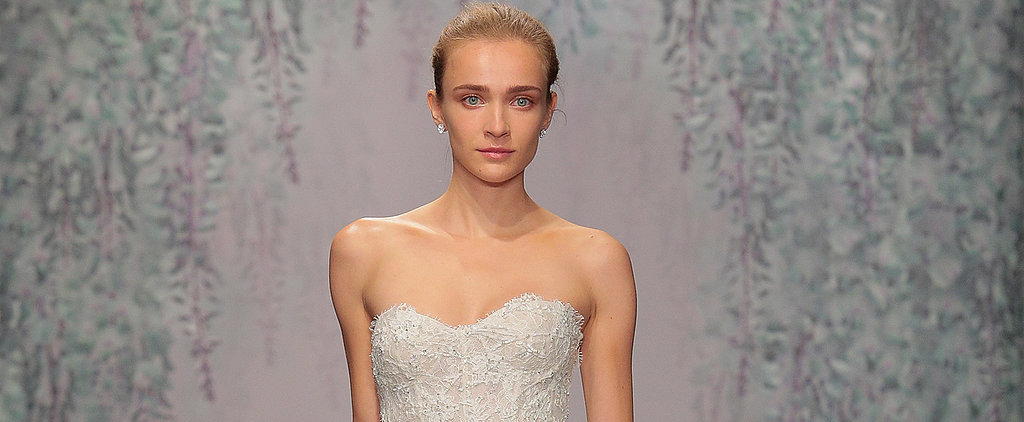 The Top 5 Wedding Dress Trends From Bridal Fashion Week