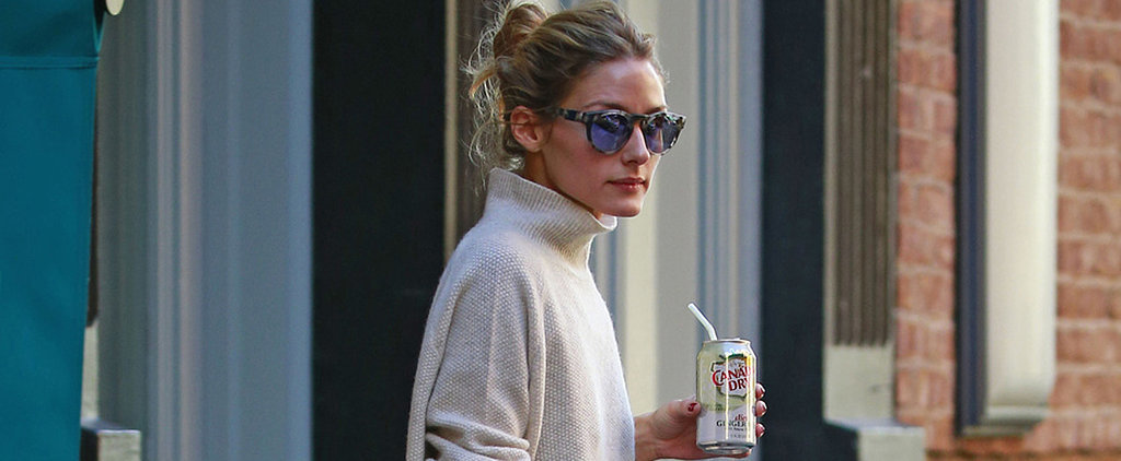 Olivia Palermo's Fall-Perfect Look Is Easy as 1-2-3