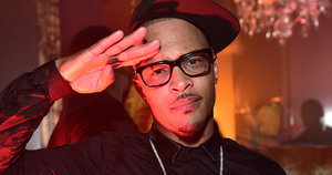 T.I.: 'I Can't Vote For The Leader Of The Free World To Be A Woman'