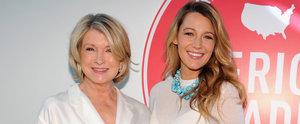 "Martha Stewart on Blake Lively Closing Preserve: ""Sometimes Shuttering Is Good"""