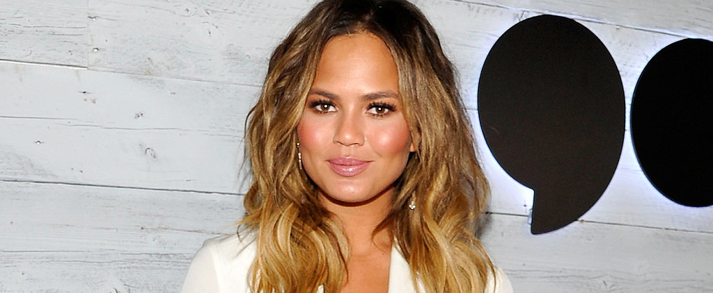It's Been 1 Day and Chrissy Teigen Is Already Our Favourite Pregnant Lady