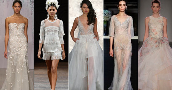 8 Hot-Off-The-Runway Bridal Trends You'll Be Seeing Everywhere