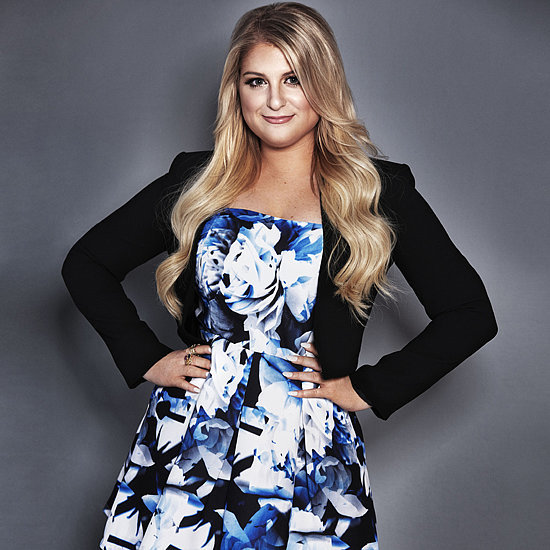 Meghan Trainor in FullBeauty Ad Campaign Fall 2015