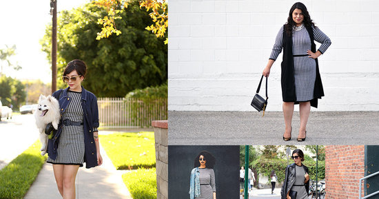 One Dress, Four Ways—Fresh Takes From Fave Fashion Bloggers