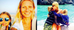 Gwyneth Paltrow's Most Precious Pictures With Her Kids