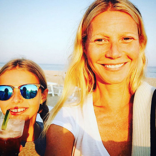 Gwyneth Paltrow's Family Pictures on Instagram