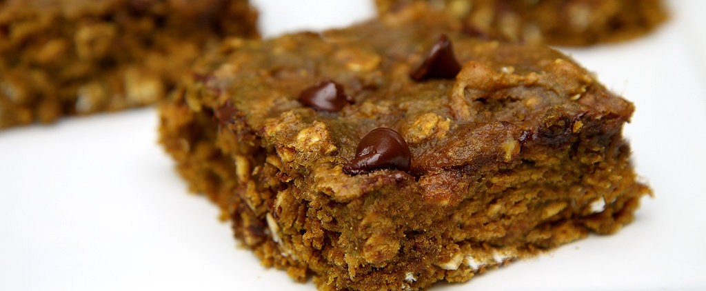 Energizing Banana-Carob Protein Bars to Power Your Day