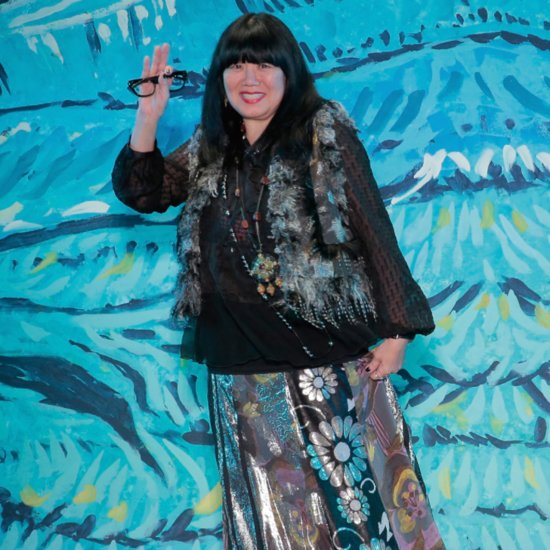 Anna Sui Shares Tips on How to Achieve Her Bohemian Look