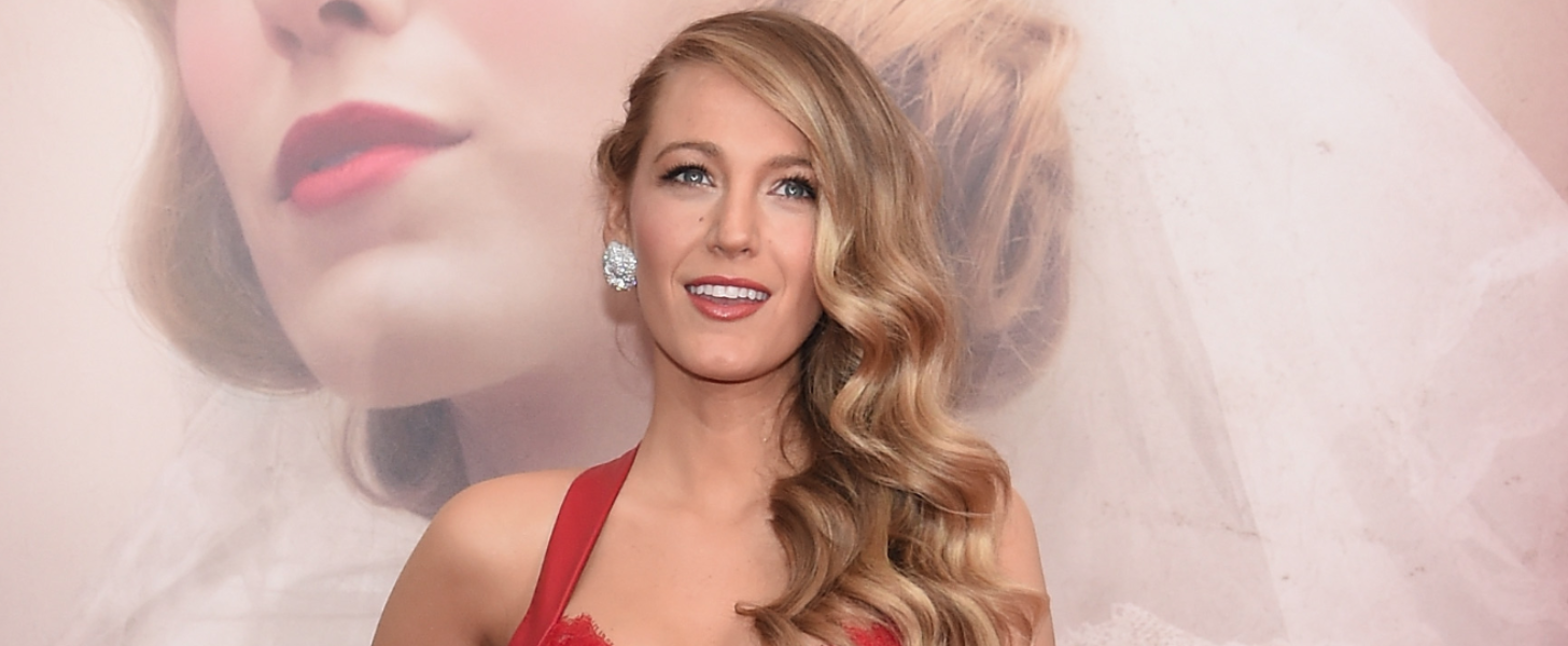 Blake Lively's DIY Treatment For Smoother, Shinier Hair