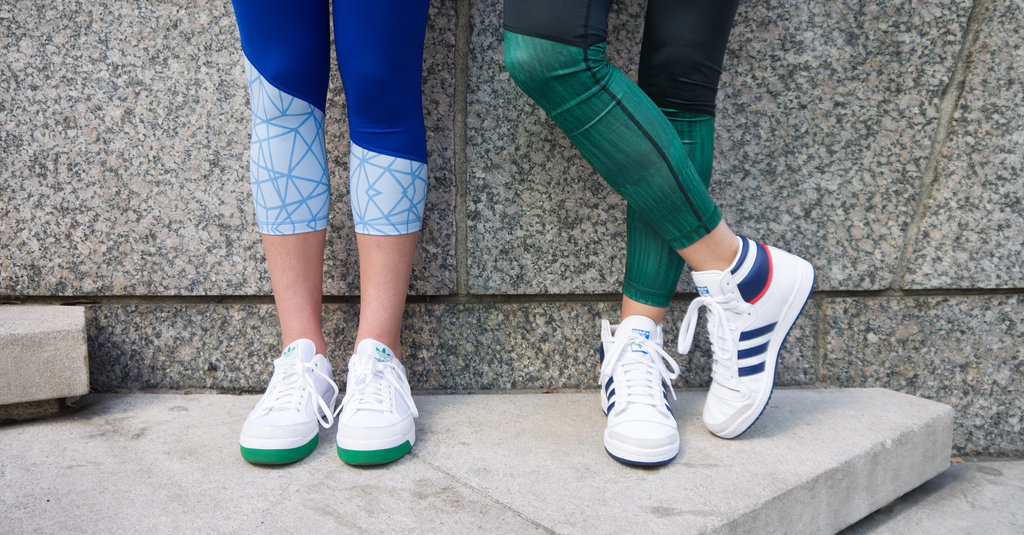This Is How You Wear Your Workout Gear to the Bars