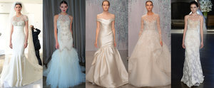 150 Must-See Styles From Bridal Fashion Week Autumn/Winter 2016