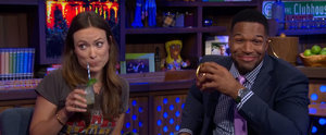 Jason Sudeikis Grills Olivia Wilde About Their Sex Life, and It's Incredibly Awkward