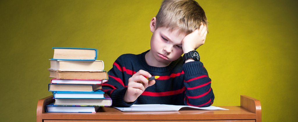 Is Homework Too Stressful For the Kids in Elementary School?
