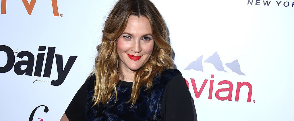 Drew Barrymore Talks the Power of Positive Body Image in November's InStyle