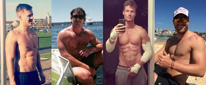Every Shirtless Picture of the Bachelors We Could Find
