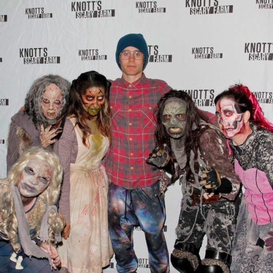 Jared Leto at Knott's Scary Farm 2015 | Pictures