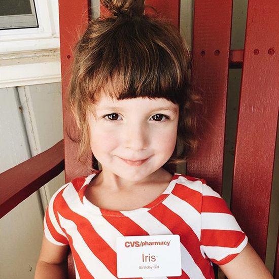 Little Girl's CVS-Themed Birthday Party