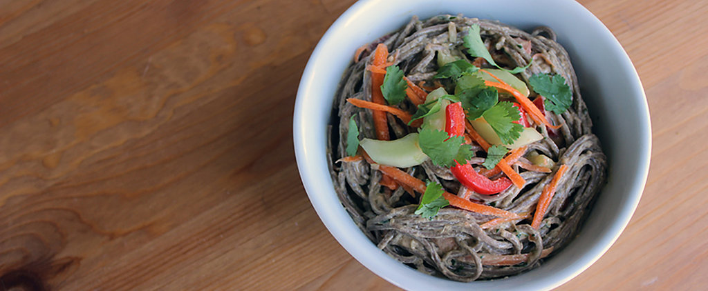 This Soba Noodle Salad Is Even Better as Leftovers