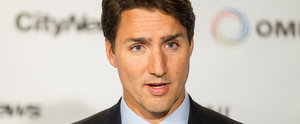 Watch Canada's Hot New Prime Minister Do a Striptease (Yes, Really)