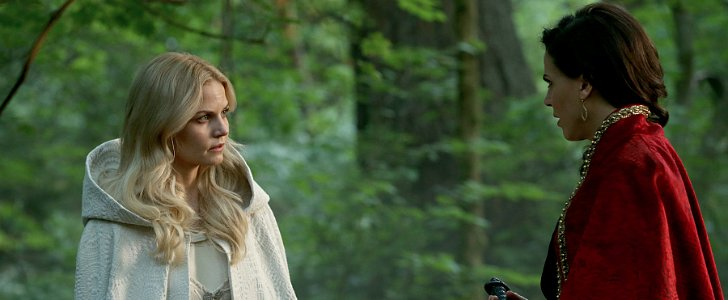 Once Upon a Time's Next Photos Feature Emma and Regina Teaming Up