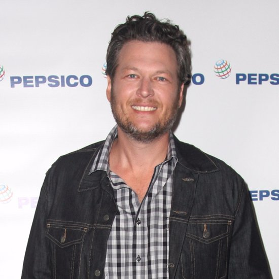 Blake Shelton Picture With Christina Aguilera's Daughter